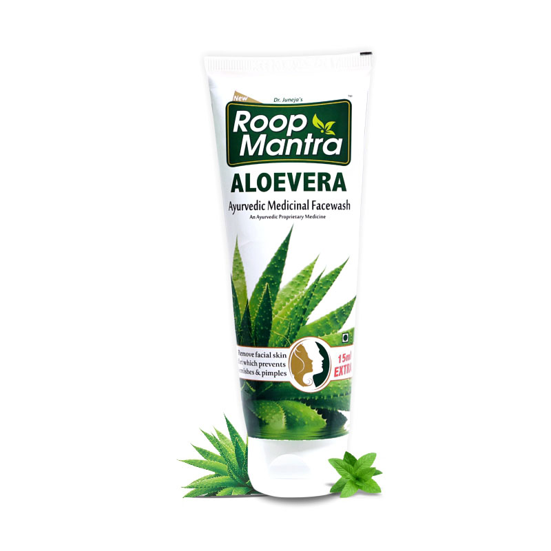 Roopmantra-ayurvedic-Facewash-For-Pimple-Control